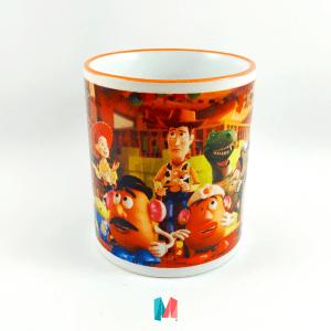 Toy Story, mug personalizado con imagen de los personajes de Toy Story