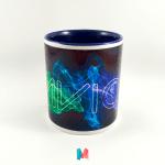 Avicii, mug personalizado con imagen y nomrbe de Avicii Dj