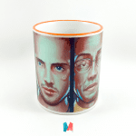 breaking Bad, mug personalizado de la serie braking bad