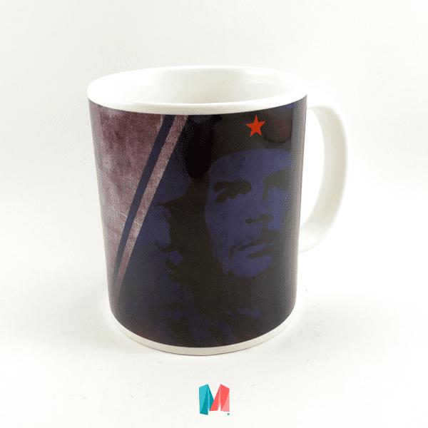Revolución, mug personalizado con imagen del che guevara
