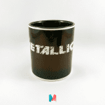Metallica, mug personalizado de la banda metallica