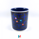 Pacman, mug personalizado con videojuego pacman