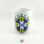 Brasil, mug personalizado de la selección de Brasil