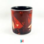 Naruto, mug personalizado con imagen de Madara Uchiha