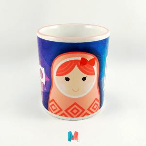 Corporativo, mug personalizado de Lola Agencia