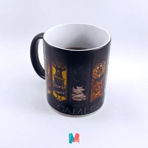 Game of thrones, mug mágico personalizado
