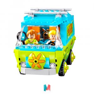 Lego, máquina del misterio de Scooby Doo