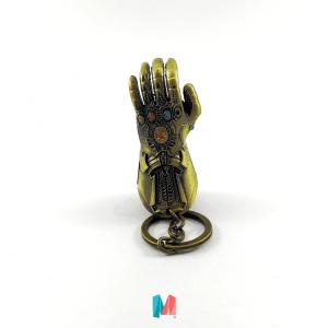 Thanos, llavero del guantelete de thanos